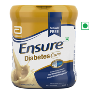 Ensure Diabetes Care Adult Nutrition Health Drink-400 gm