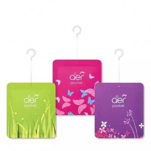 Godrej Aer Pocket Bundle-3 pcs