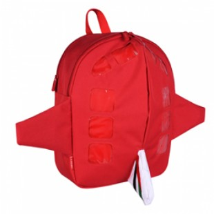 Young Flyer Backpack Red Bag
