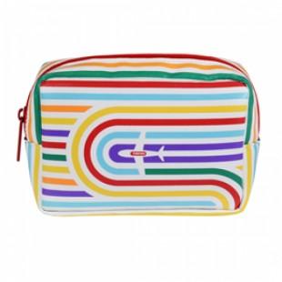 Neon Makeup Case Bag
