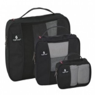 EAGLE CREEK PACK - IT CUBE SET (BLACK)