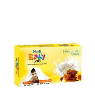 Meril Baby Mild Honey Soap - 75 gm
