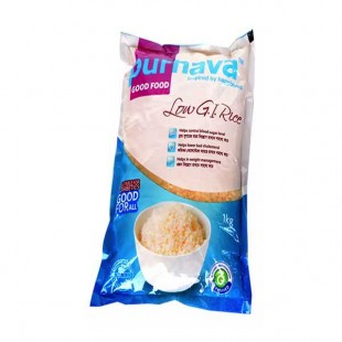 Purnava Low G.I. Rice - 5 kg