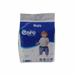Care Baby Diaper For Extra Large 15 PCS