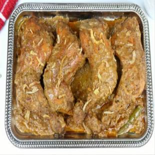 Chicken Roast Ingredients